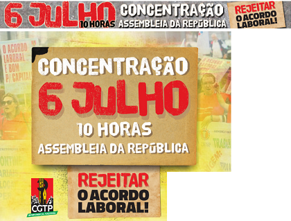 6 Julho - Concentracao